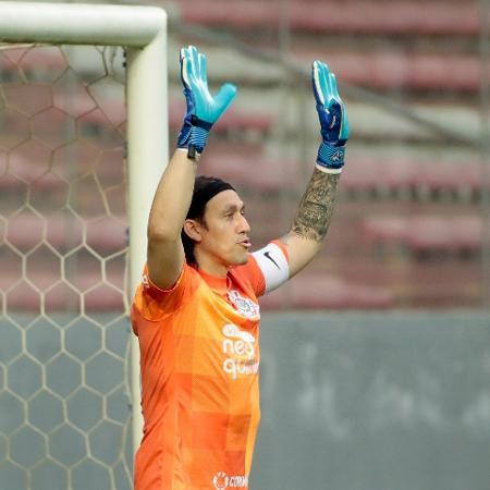Cássio, goleiro do Corinthians - Rodrigo Coca/Agência Corinthians