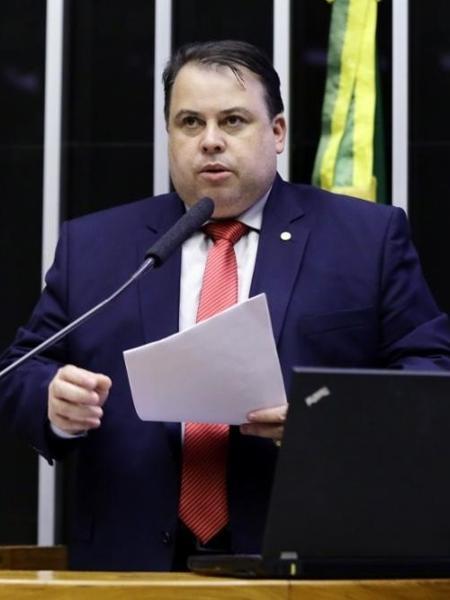 Deputado federal Julio Cesar Ribeiro (Republicanos-DF) - Michel Jesus/Câmara dos Deputados