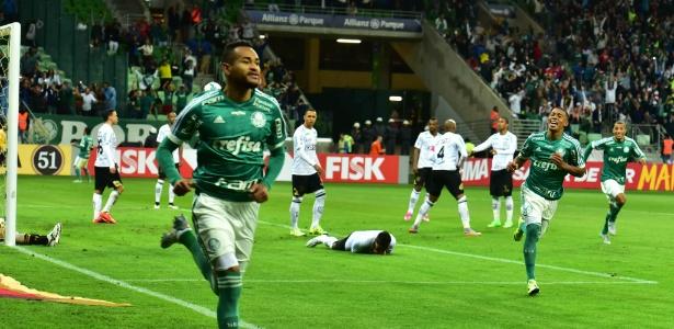 Jackson não permaneceu no Palmeiras e renovou com Inter até 2018 - Juca Rodrigues/Estadão Conteúdo
