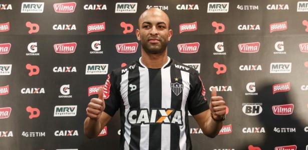 Ronaldo é o novo zagueiro do Atlético-MG