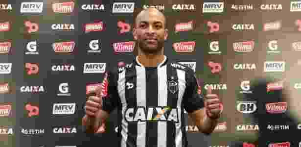 Ronaldo é o novo zagueiro do Atlético-MG - Bruno Cantini/Atlético-MG/Divulgação