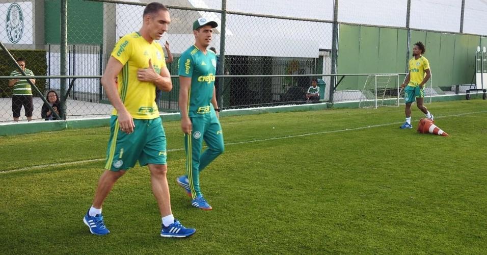 Fernando Prass campo Palmeiras