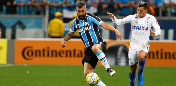 Prioridade do Grêmio é repor baixa de Douglas, fora de combate por seis meses