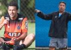 Fotomontagem: Bruno Cantini/Atlético e Lucas Uebel/Grêmio FBPA