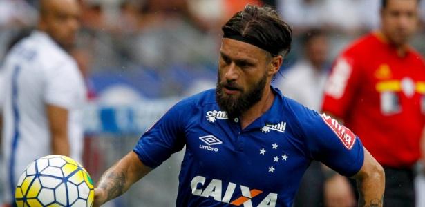 Rafael Sóbis será o centroavante do Cruzeiro na atual temporada