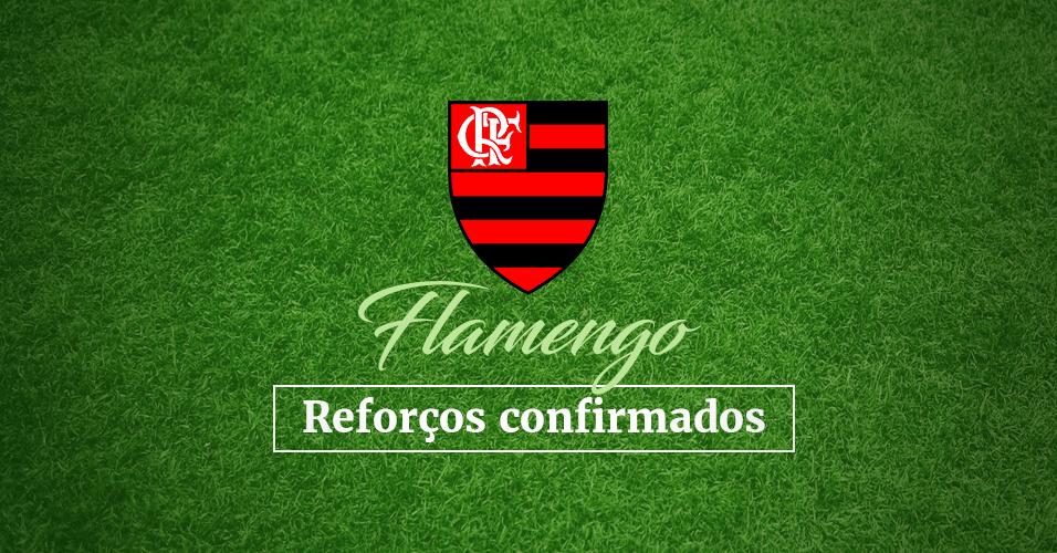 Abre de Flamengo para Álbum do Mercado da Bola