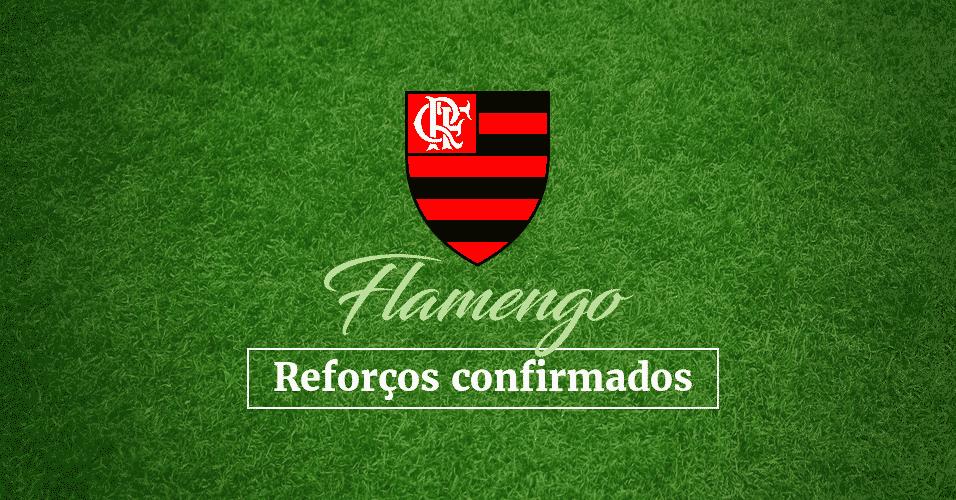 Abre de Flamengo para Álbum do Mercado da Bola - Arte/UOL