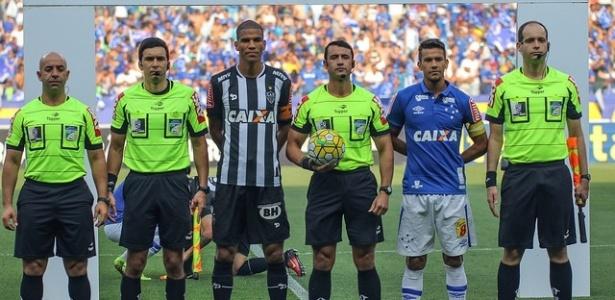 Atlético-MG e Cruzeiro seguem patrocinados pela Caixa Econômica Federal