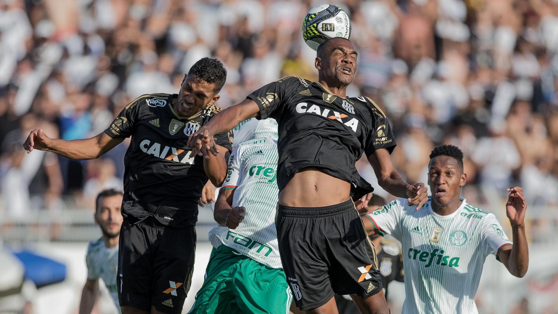 Ponte Preta e Palmeiras se enfrentam pela semifinal do Campeonato Paulista