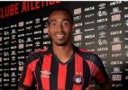 Atlético-PR anuncia volante Eduardo Henrique após acerto com o Inter (Foto: Fabio Wosniak/Site Oficial CAP)