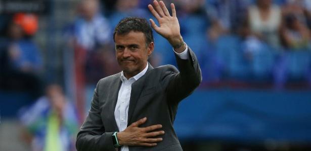 Ex-técnico do Barcelona, Luis Enrique é um dos candidatos a substituir Wenger