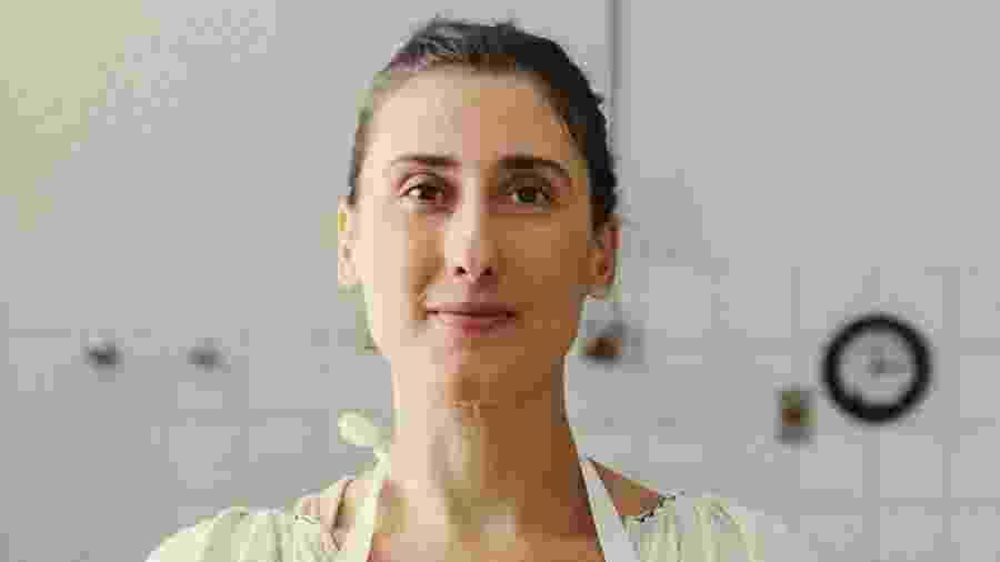A chef Paola Carosella  - Roberto Seba / Folhapress
