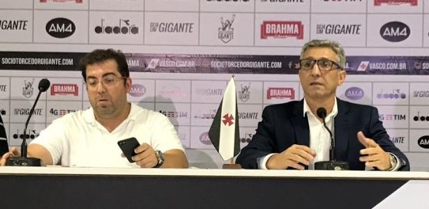 Nova cúpula de futebol é apresentada no Vasco - Bruno Braz/UOL