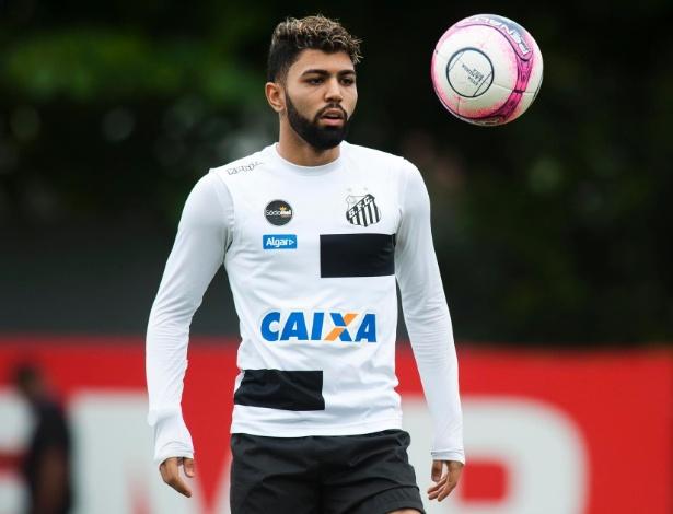 Gabigol está inscrito no Campeonato Paulista - Ivan Storti/SantosFC
