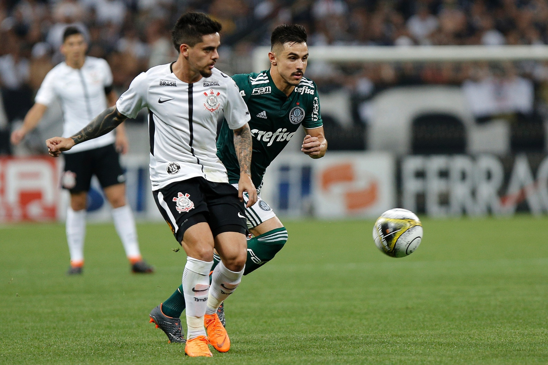 07b707bfa2 Corinthians aposta em mística para conseguir virada inédita em sua história  - 01 04 2018 - UOL Esporte