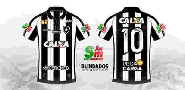 Botafogo acerta com dois patrocinadores para final do Carioca - 07 ... 417383b8f4c79