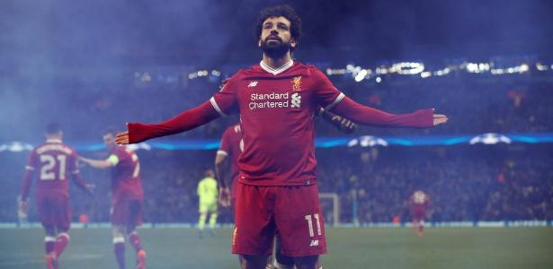 Salah vive grande fase no Liverpool e mantém carinho pela Roma