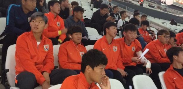Yuanshu vai jogar no Shandong Luneng após estágio no São Paulo
