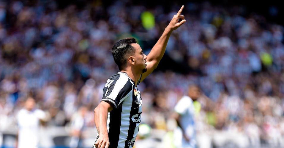 Brasileirão | Com apoio da torcida, Botafogo bate América-MG por 1 a 0
