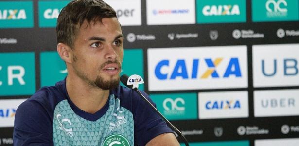 [FOI PARA O DVD] Confira lances do atleta Michael, do Goiás, especulado no Corinthians