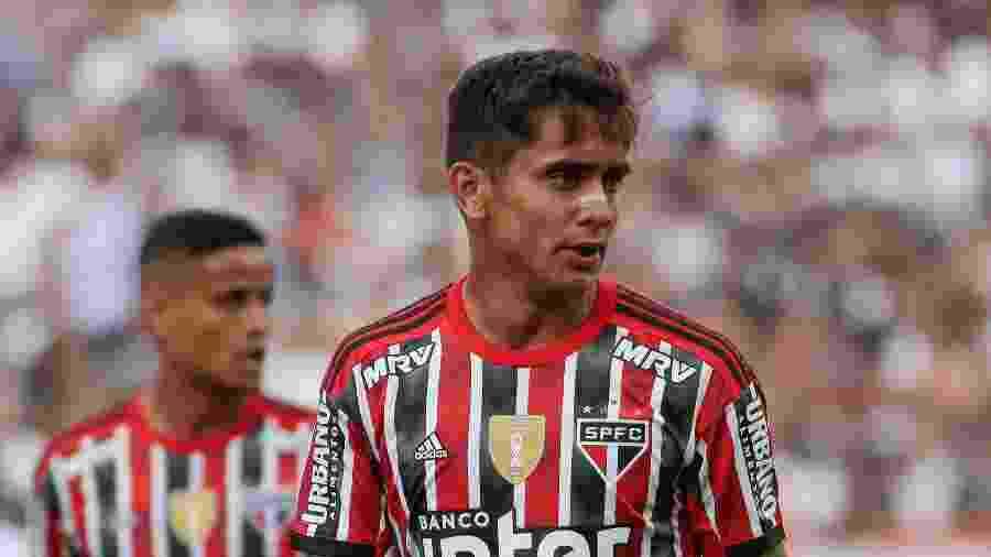Após negócio quase melar, São Paulo e Cruzeiro se acertaram e Everton Felipe jogará na Raposa durante 2020 - Marcello Zambrana/AGIF