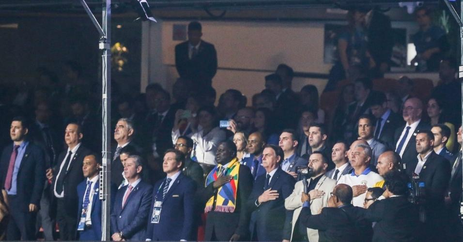 Bolsonaro hino