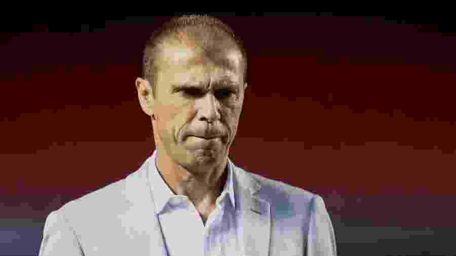 Milton Mendes assumiu o comando do São Bento no fim de agosto - Marcello Zambrana/AGIF