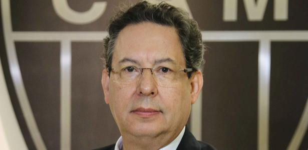 Vice-presidente do Atlético-MG diz que não pode ter