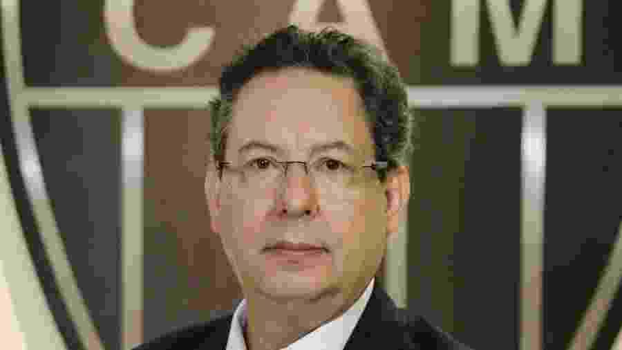 Lásaro Cândido Cunha, vice-presidente do Atlético-MG - Divulgação/Atlético-MG