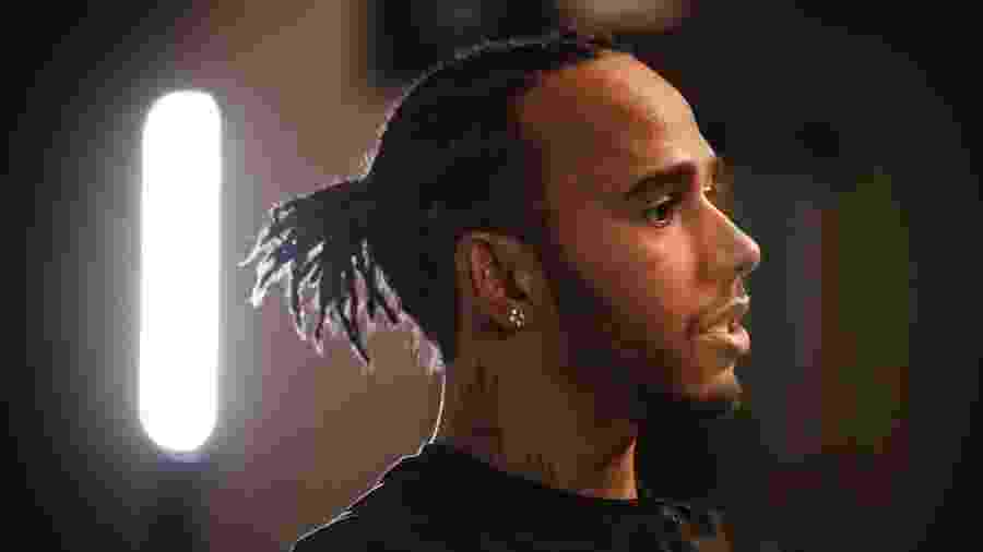 Lewis Hamilton, hexacampeão de Fomula 1, em entrevista exclusiva ao UOL  - Lucas Lima/UOL
