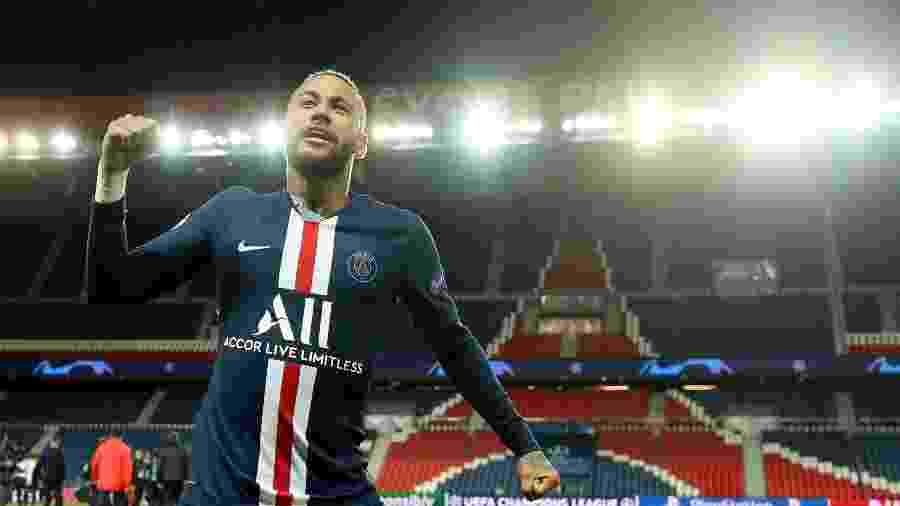 Neymar pode voltar ao Barcelona, de onde se transferiu para o PSG - REUTERS