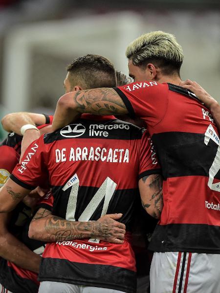 Flamengo é um dos clubes que possui contrato com a Globo - Thiago Ribeiro/AGIF