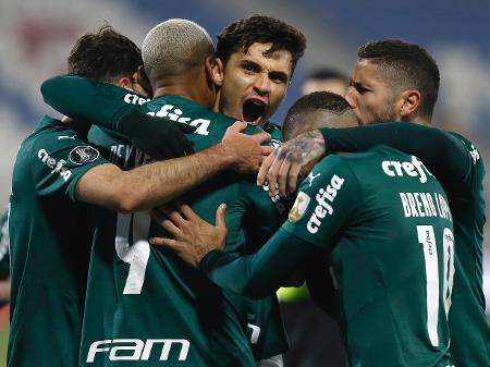 Inter Miami prepara oferta milionária por titular do Palmeiras