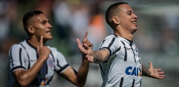 Gabriel Vasconcelos foi emprestado pelo Corinthians - Eduardo Anizelli/Folha Imagem