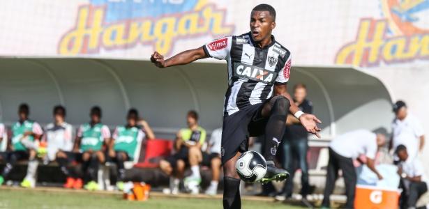 Erazo, zagueiro do Atlético-MG, está na mira do Besiktas, da Turquia