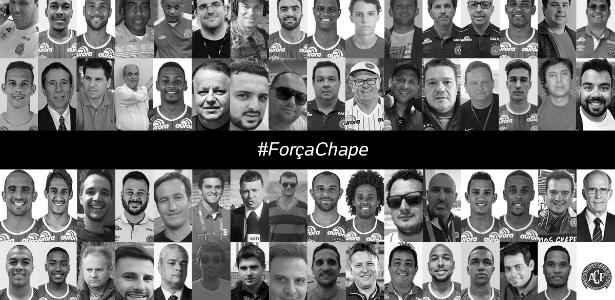 Reprodução/Facebook e Divulgação/Chapecoense