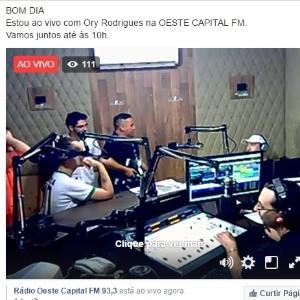 Rafael Henzel comanda rádio em Chapecó