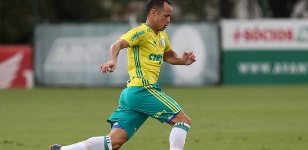 Guerra já treinou com bola pelo Palmeiras, mas não deve estar na estreia