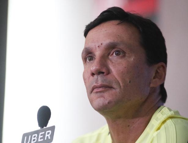 O técnico Zé Ricardo e a missão do retorno Rubro-negro à Copa Libertadores