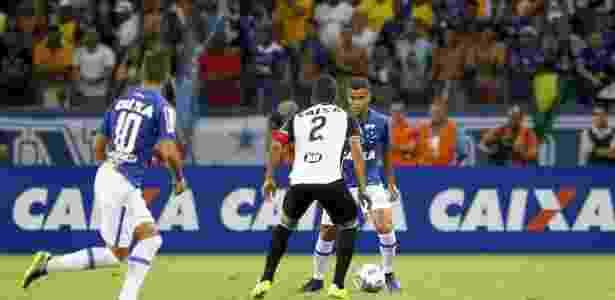 Mesmo sem a liderança, Cruzeiro quer recuperar o moral com boa atuação no clássico - Washington Alves/Light Press/Cruzeiro
