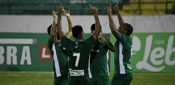 Equipe campineira não disputava a segunda divisão nacional desde 2012