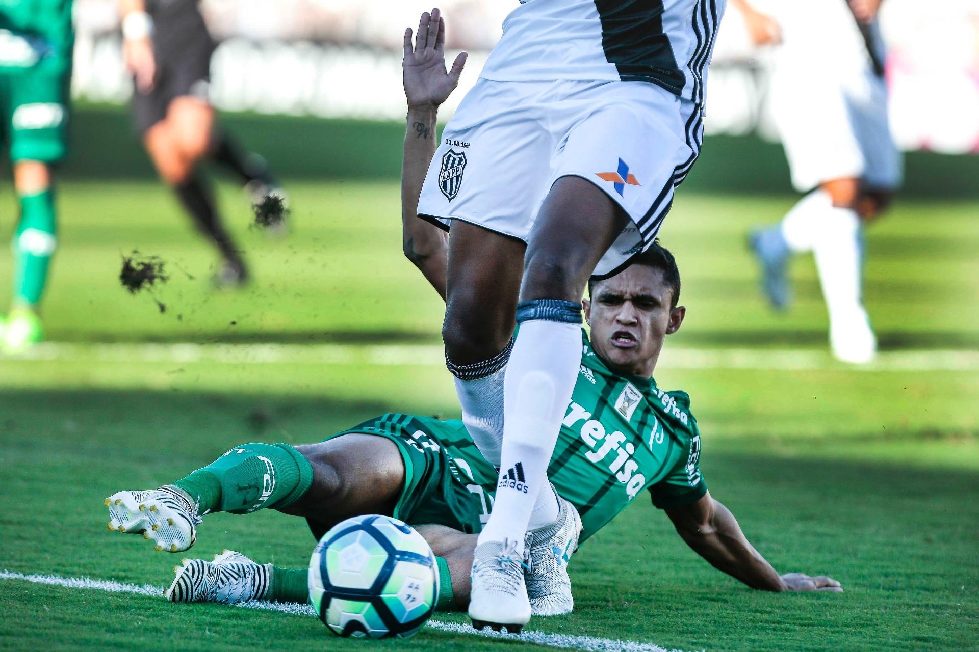 e096e0134eac4 Palmeiras recebe sondagens de Vasco e Botafogo por Erik - 08 12 2017 - UOL  Esporte