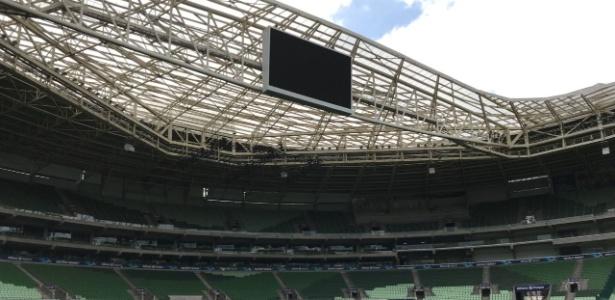 Allianz Parque ganhou nova operação para desmontagem de shows