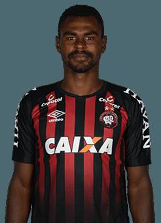 Wanderson Santos Pereira, zagueiro do Atlético-PR