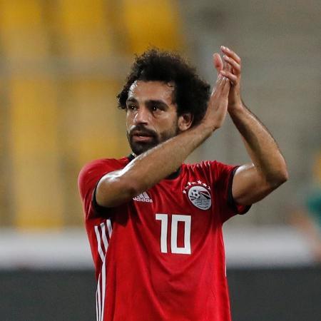 Salah pode desfalcar o Liverpool para defender o Egito - AMR ABDALLAH DALSH/REUTERS