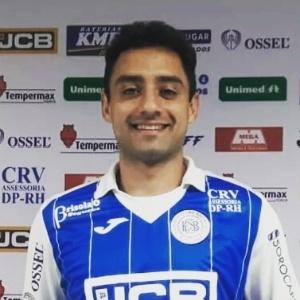 Meia chegou ao São Bento em junho, mas entrou em campo para disputar apenas dois jogos oficiais - EC São Bento/Site oficial