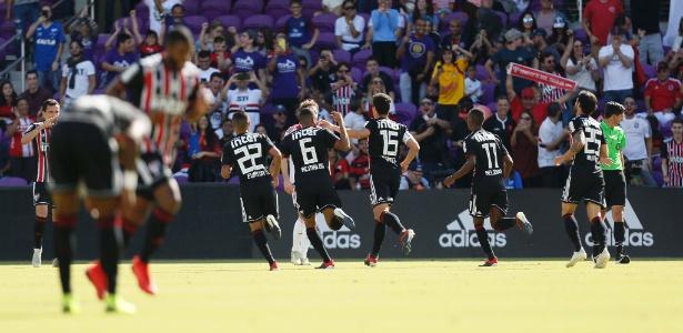 Tricolor iniciou a temporada com duas derrotas na Florida Cup