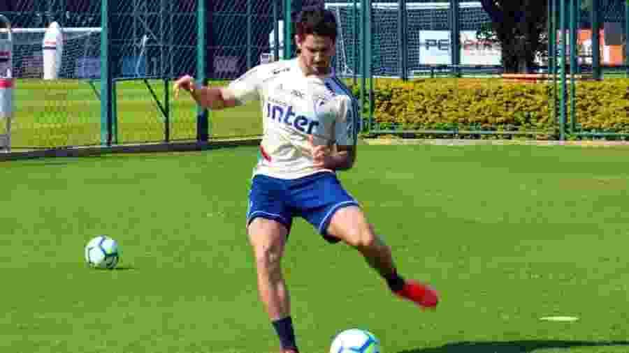 Alexandre Pato, atacante do São Paulo - saopaulofc.net