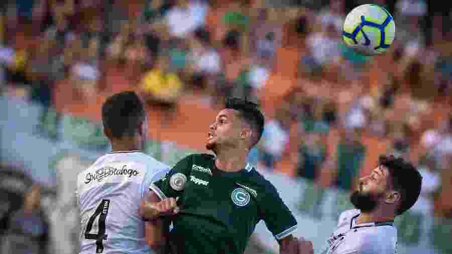Goiás busca mais uma vitória no Serra Dourada - Andre Borges/AGIF