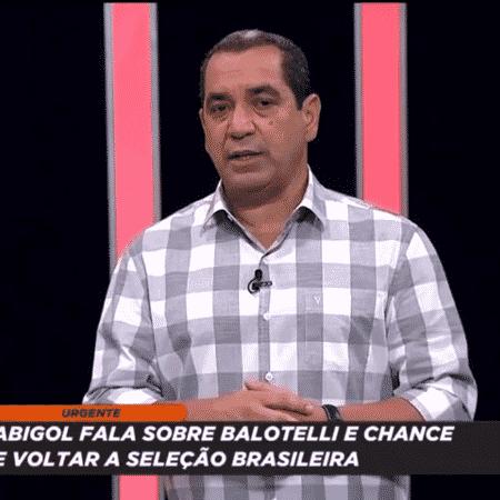 Zinho, ex-jogador e comentarista dos canais Disney: interessa ao SBT para Libertadores - Reprodução/Fox Sports